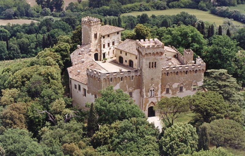 Castello di S. Maria Novella, holiday rental in Certaldo