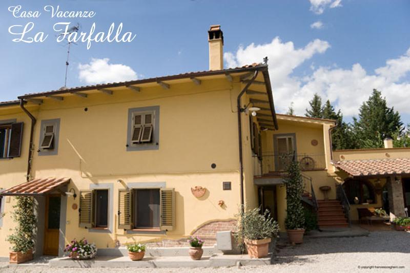 Home Holiday + Jacuzzi (Atlas), vakantiewoning in San Miniato
