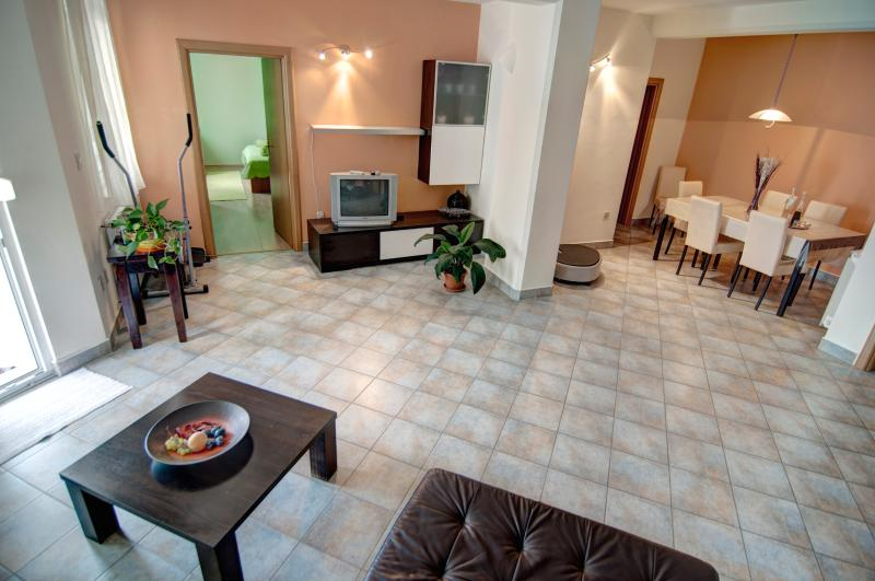 Apartments Mladinic A1, holiday rental in Pucisce