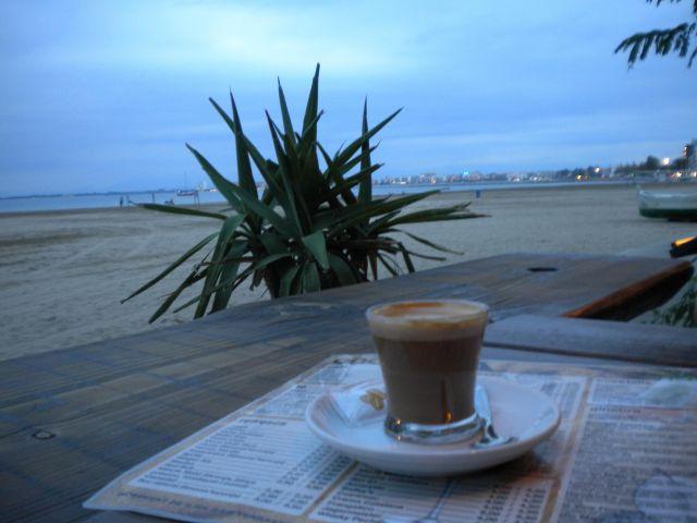 Foto de la playa de Rosas