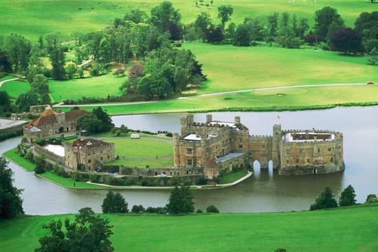 King Henry VIII's Leeds Castle