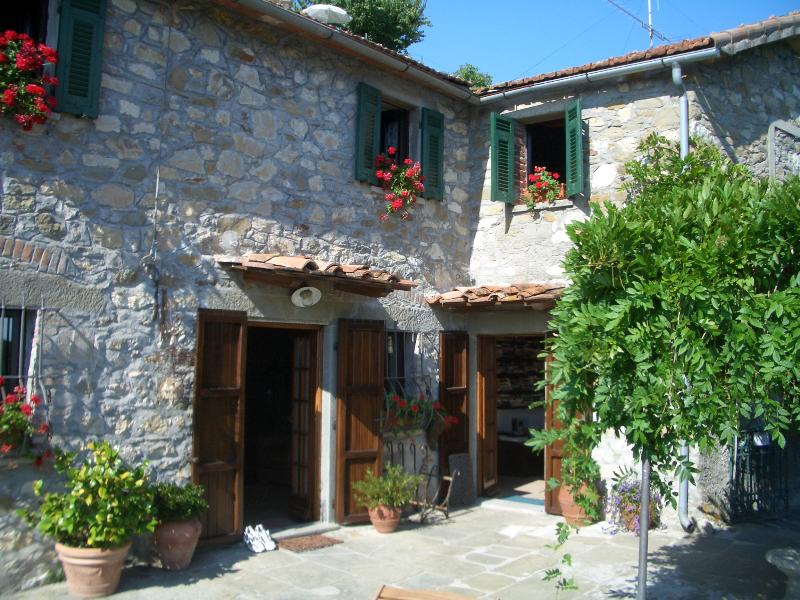 Casa Michele, holiday rental in Fivizzano