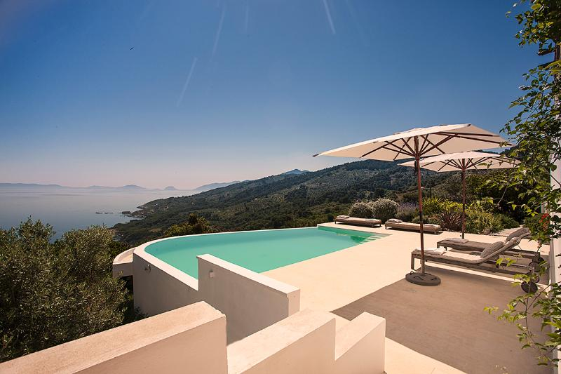 the infinity pool.with spectacular views