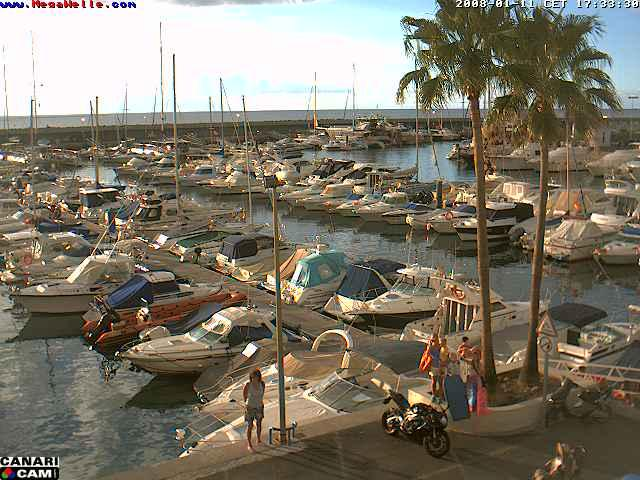 Puerto Colon Harbour