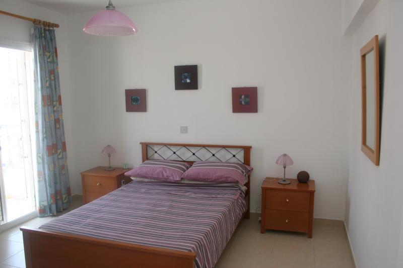 The Master Bedroom has a Veranda and en-suite facilities