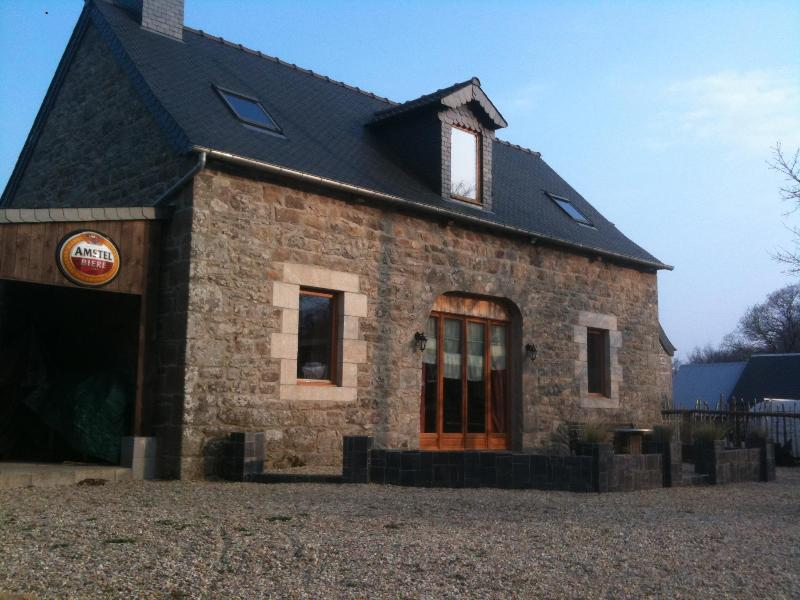 Kerguignard, vacation rental in Plesidy