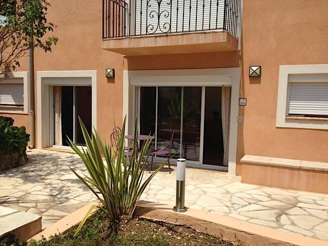 Cote d'Azur!! entre Cannes et Grasse!!, vacation rental in La Roquette-sur-Siagne