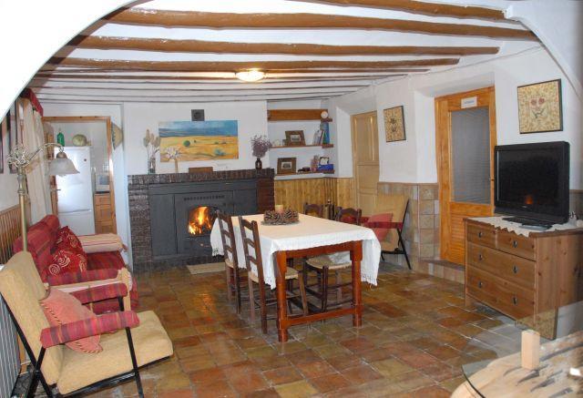 Casa Lucia, holiday rental in Elche de la Sierra