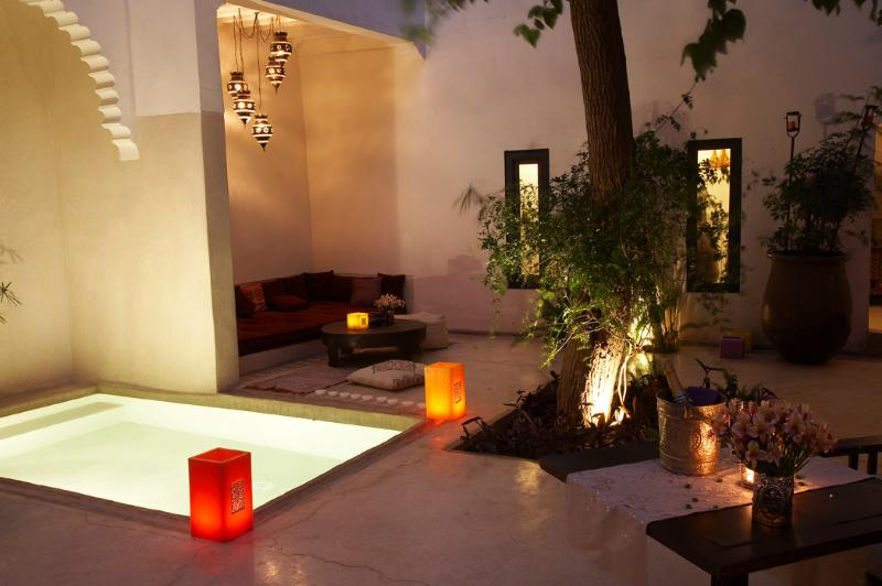 RIAD DAVIA, vacation rental in Marrakech