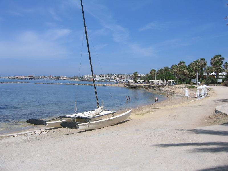 Beautiful local beaches