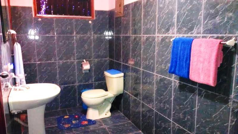 Gran cuarto de baño
