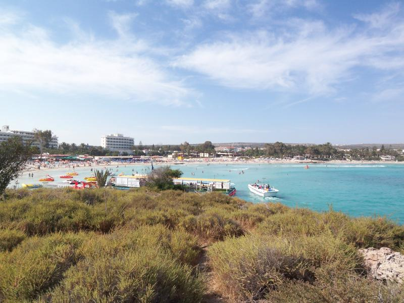 One more of the many beaches in Famagusta District
