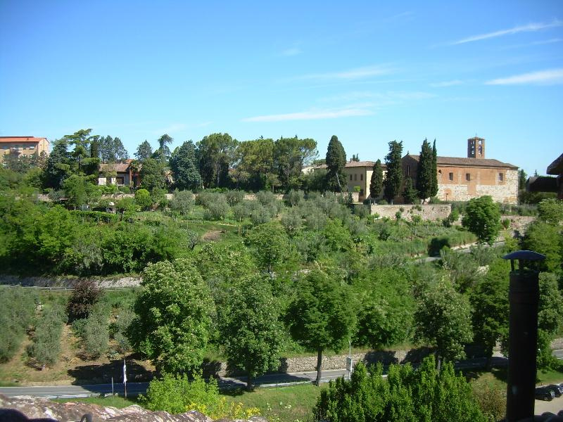 attic room in old tower home with small bathroom, holiday rental in Montecchio