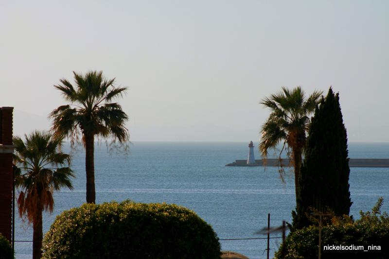 View from the terrasse