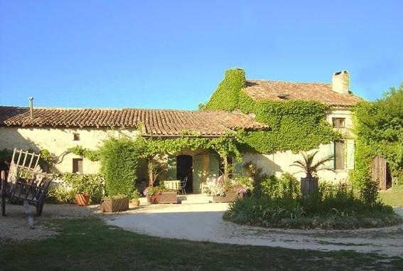 La Sicaudrie, holiday rental in Chenaud
