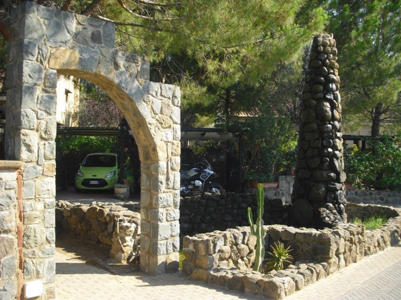 Residence Baia dei 7 Emiri – semesterbostad i Capo
