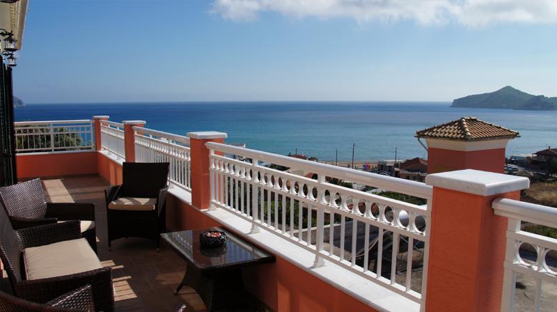 Villa Sissy - Balcony view