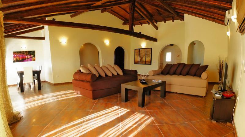 Villa Sissy - Living room - Dinning room