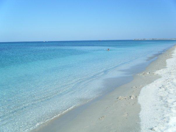 Beach Putzu Idu