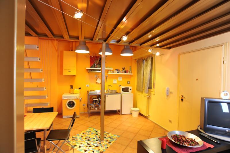 casa morgana, vacation rental in Monte San Pietro