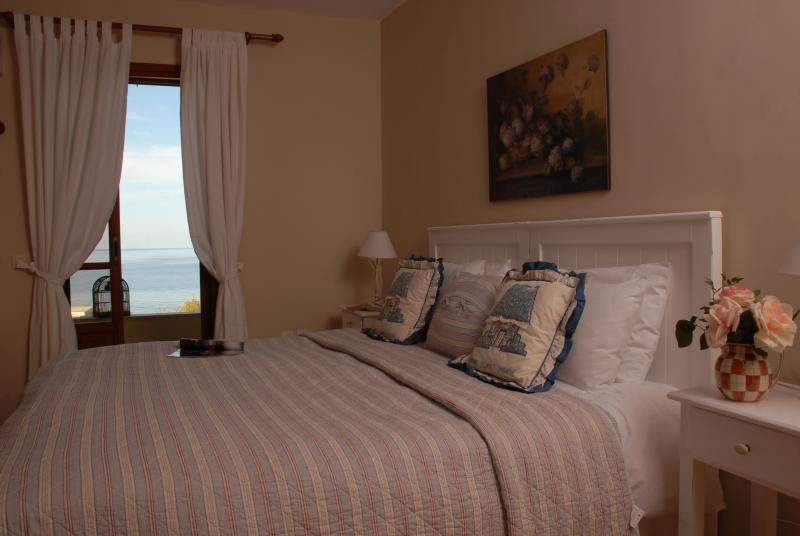 View of the bedroom
