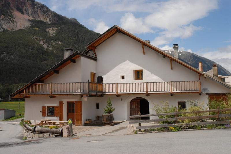 La Maison Claree in the stunning Clarée Valley in the Alps