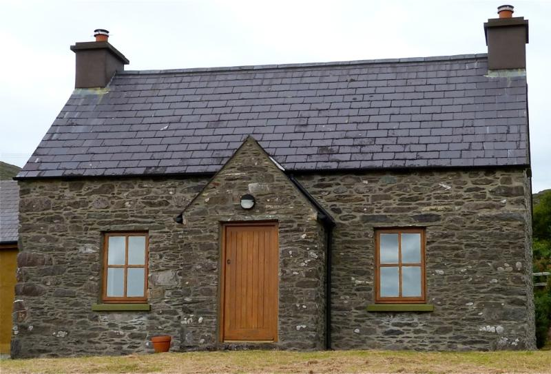 The cottages are 200 years old