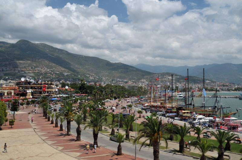 Alanya Harbour