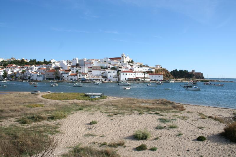 Visit Ferraguda - little has changed in this old fishing village.