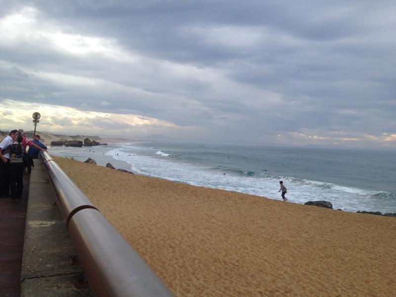 Une des plages à proximité