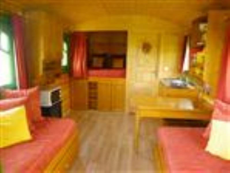 Roulottes Des Korrigans, vacation rental in Briec