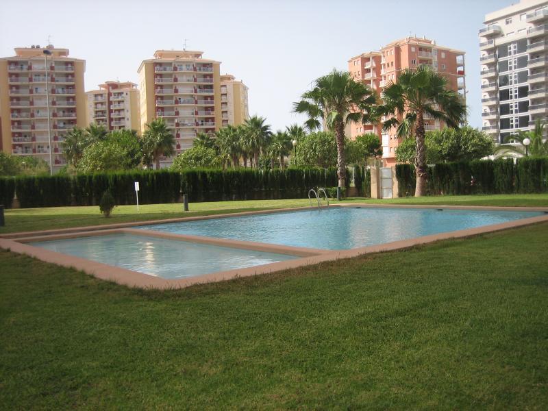 Jardines de Veneciola pool
