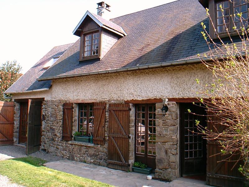 Le Haut Hamel, location de vacances à Moyon