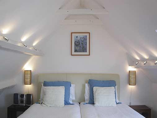 Twin or Kingsize bedroom with views to Whitby Abbey