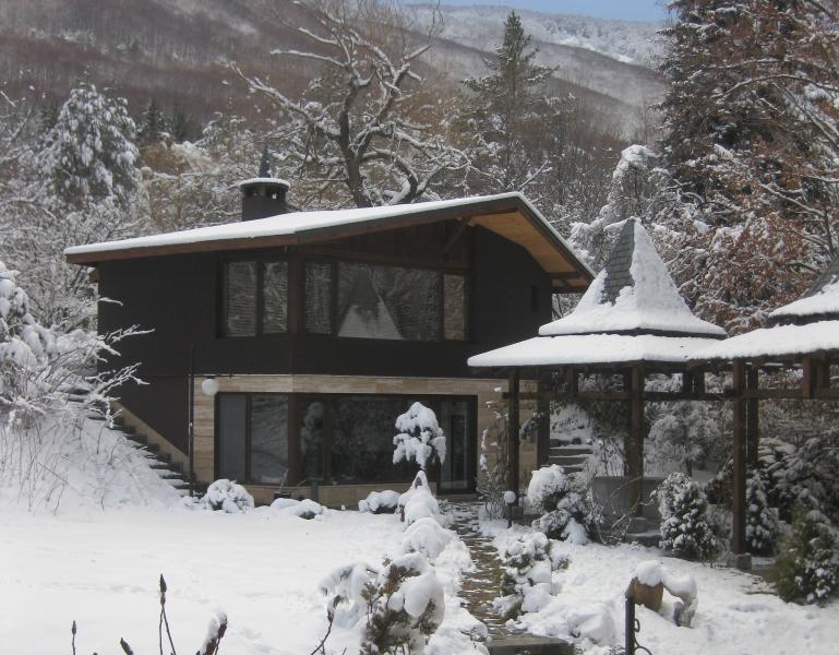 Villa external view
