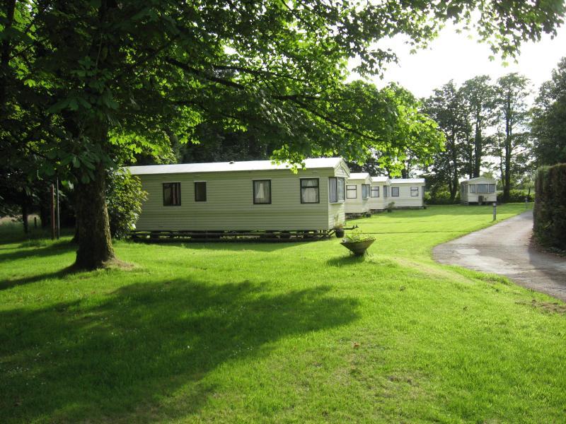 Blackmoor Farm Caravan 5, alquiler de vacaciones en Llanteg
