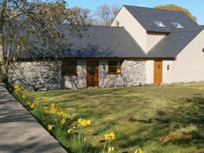 Cottage de printemps