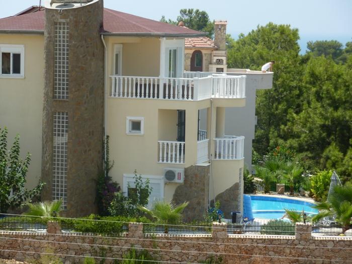 Villa Avsallar