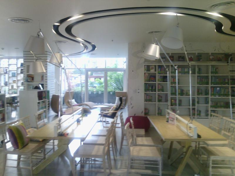 Parc de Health Library