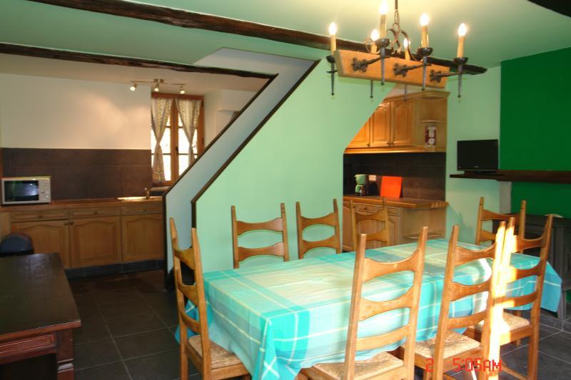 cottage Basilicum, vacation rental in Bourseigne-Vieille