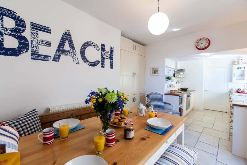 Seasalt is the perfect beach house for family holidays