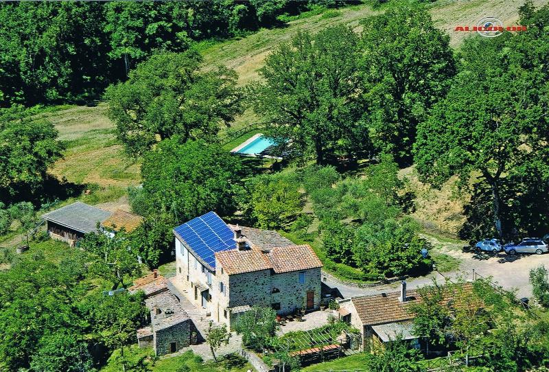Agriturismo Domus Etrusca, holiday rental in Fighine