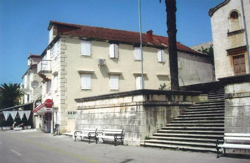 Authentic stone house in Milna, holiday rental in Milna