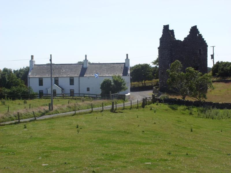 Galdenoch Castle Lodge