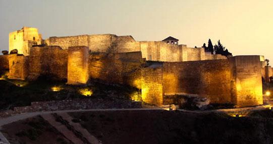 Alcazaba at Almeria