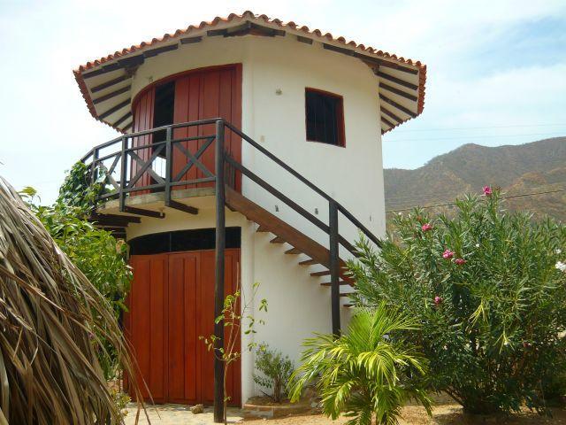 Casa Redonda 1, Habitacion vista al mar
