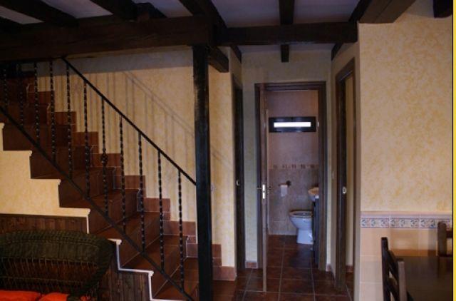 Casa Rural Las Islillas, location de vacances à Mombeltran