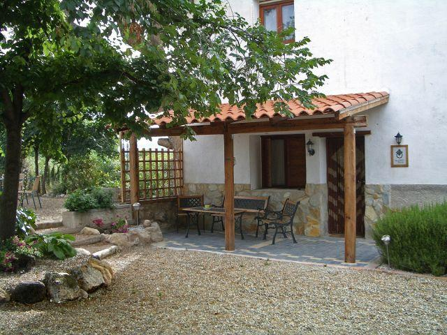 La Fabriquilla, location de vacances à Ainzon