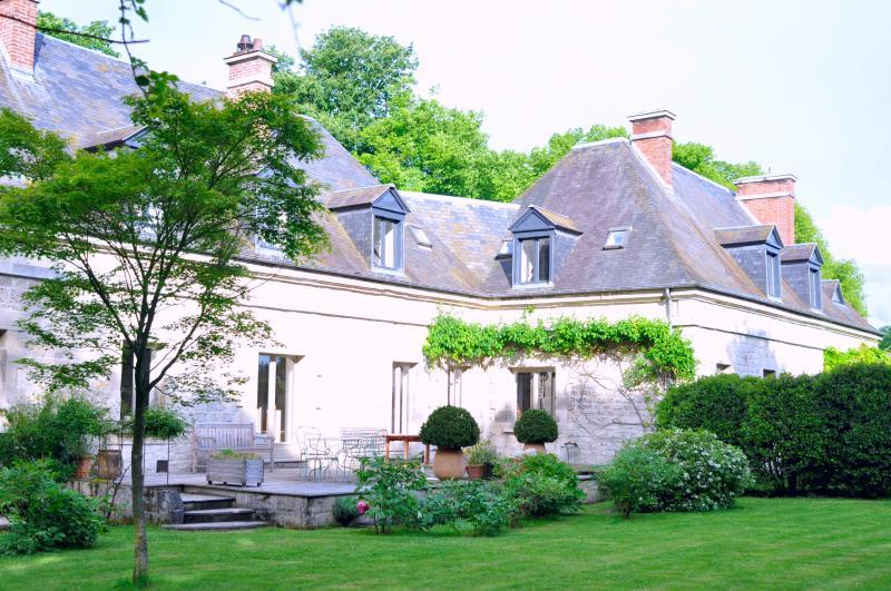 Les Ecuries, location de vacances à Ville de Chantilly