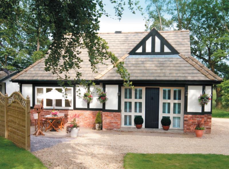 The Garden Cottage Front Door